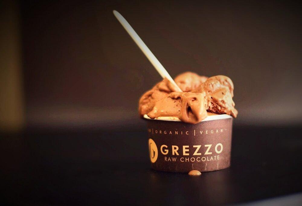 Gelato Crudista di Grezzo Raw Chocolate