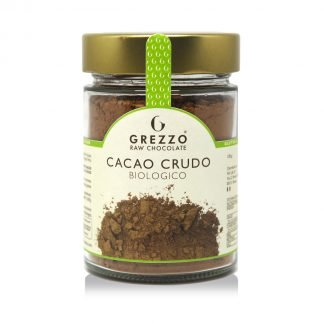 cacao crudo perù biologico - core nutrition - Grezzo Raw Chocolate