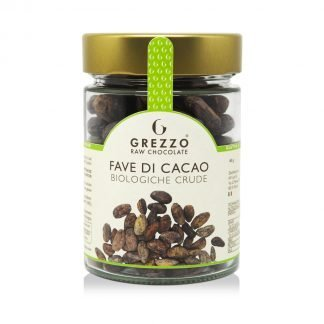Fave di Cacao Biologiche Crude - Core Nutrition - Grezzo Raw Chocolate