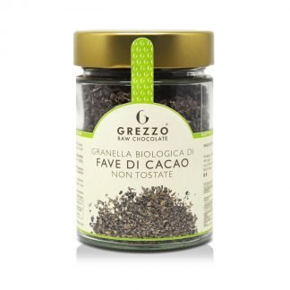 Granella Biologica di Fave di Cacao - Grezzo Raw Chocolate - Core Nutrition