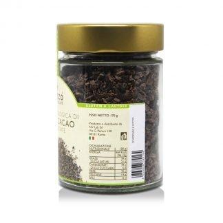 Granella Biologica di Fave di Cacao - Grezzo Raw Chocolate - Core Nutrition