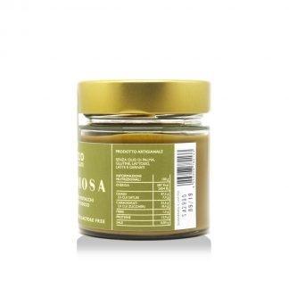 Armoniosa CREMA SPALMABILE Biologica al pistacchio