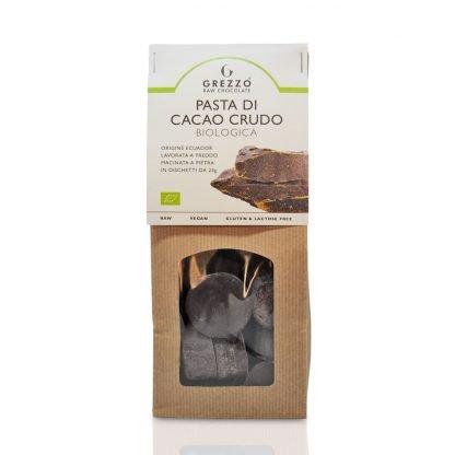 pasta di cacao biologica